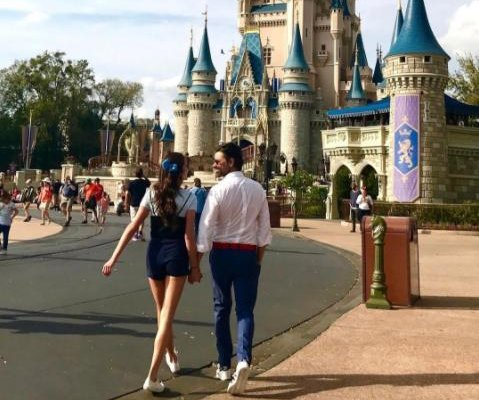 John Stamos visits Disney World with girlfriend: 'I'll be Prince Eric to your Ariel'