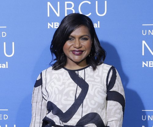 Mindy Kaling says she's 'really excited' to become a mom