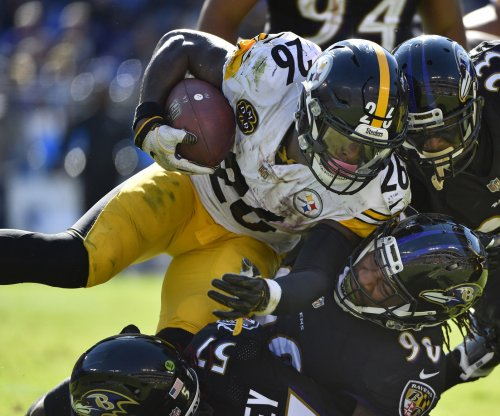 Le'Veon Bell, Pittsburgh Steelers have their way in rout of Baltimore Ravens