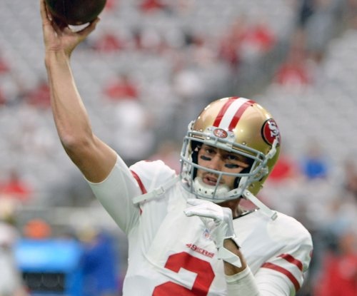 San Francisco 49ers QB Brian Hoyer to remain starter
