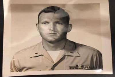 Remodeling uncovers former resident's Vietnam photos