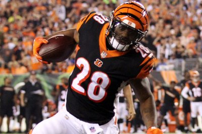 Bengals RB Mixon in line for reduced workload