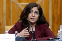 Neera Tanden withdraws nomination as budget director
