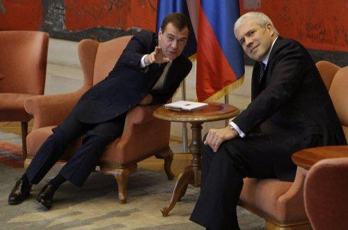 Serbia's president Boris Tadic resigns