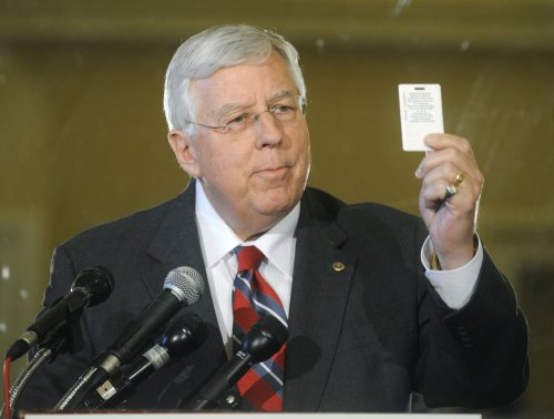 Enzi: Scrap current healthcare proposals
