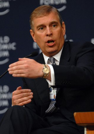 Prince Andrew steps down as trade envoy