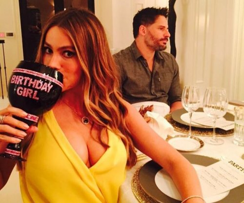 Sofia Vergara celebrates birthday with fiancé Joe Manganiello