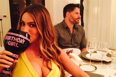 Sofia Vergara celebrates birthday with fiancé Joe Manganiello