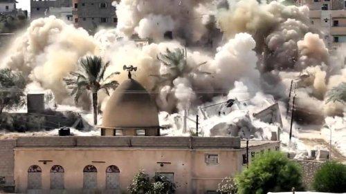 Egyptian buffer zone at Gaza an international law violation, watchdog says