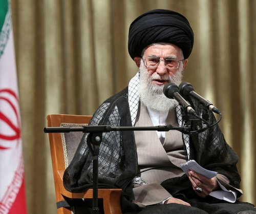 Iran's supreme leader warns against foreign countries deciding Syria's future