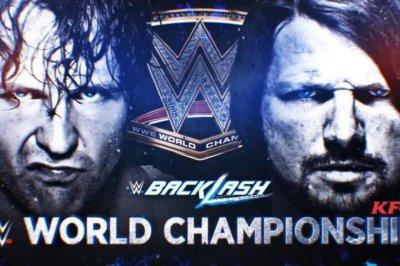 WWE Backlash: AJ Styles, Dean Ambrose battle, The Miz defends against Dolph Ziggler