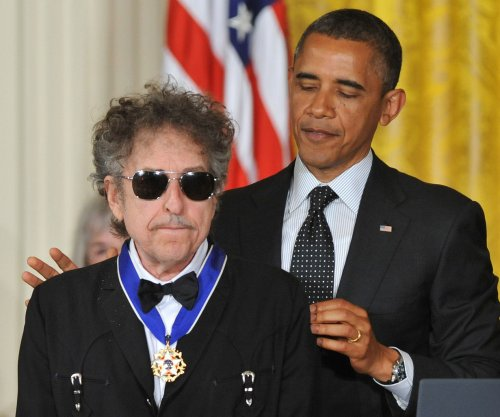 Bob Dylan awarded 2016 Nobel Prize in Literature for 'poetic expressions'