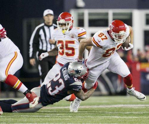 Kansas City Chiefs TE Travis Kelce putting up big numbers