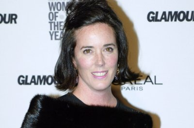Handbag designer Kate Spade dead at 55