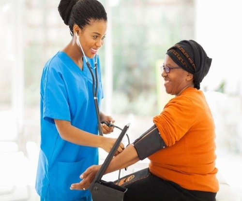 Three-quarters of black Americans have high blood pressure by 55