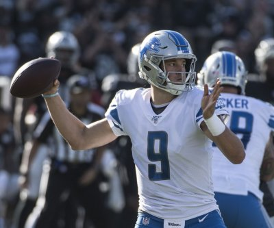 Detroit Lions' Matthew Stafford ruled out against Dallas Cowboys