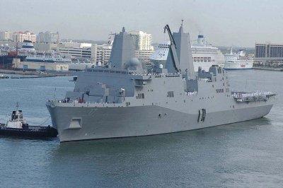 Raytheon wins $74.7M Navy contract for landing platform dock work