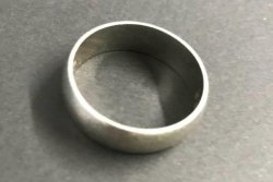 Wedding ring found five years after being lost on British beach