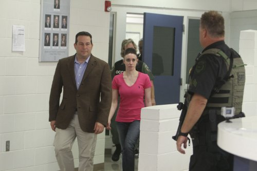 Casey Anthony's whereabouts unknown