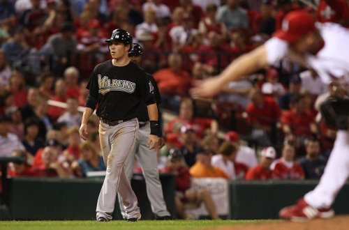 Florida's Coghlan voted top NL rookie