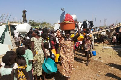 U.S. provides South Sudan $180 million in humanitarian aid