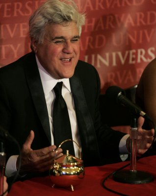 Jay Leno in talks for new show on CNBC