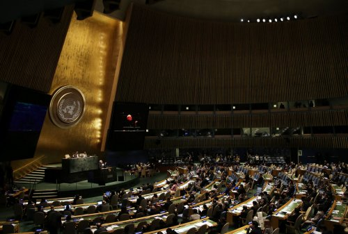 U.N. human rights committee resolution on North Korea passes with overwhelming support