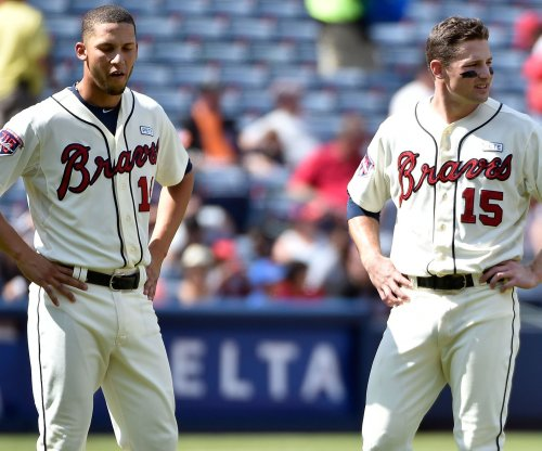 Jace Peterson, Andrelton Simmons help Atlanta Braves beat Los Angeles Dodgers