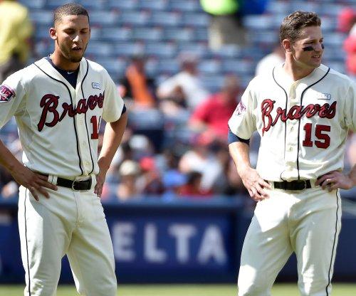 Jace Peterson, Andrelton Simmons help Atlanta Braves beat Los Angeles Dodgers