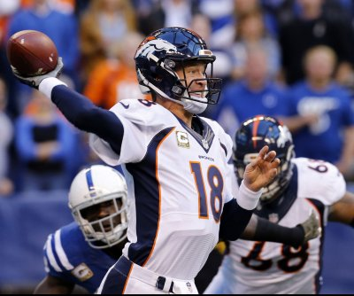 Broncos QB Peyton Manning out until at least mid-December