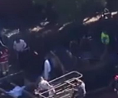 Four die after ride malfunctions at Australian theme park