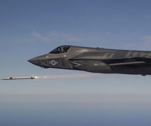 F-35 test fires European-made missile for first time