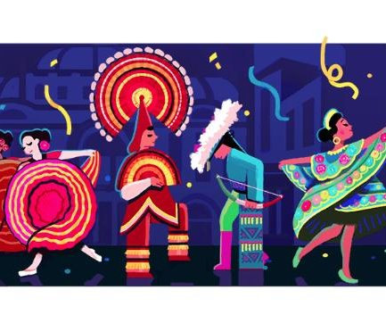 Google honors dancer Amalia Hernandez with new Doodle
