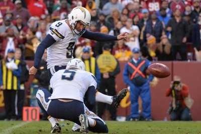 San Diego Chargers: Kicker Nick Novak placed on IR