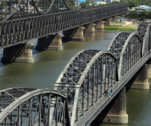 Major bridge between China, North Korea closes for repairs