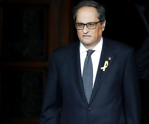 Quim Torra elected first Catalan president since failed independence