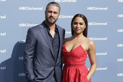 'Chicago Fire' star Monica Raymund exits series