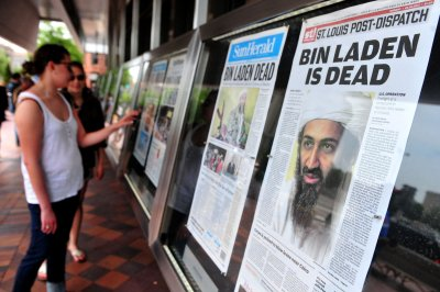 Osama bin Laden's son avenging his death in Afghanistan, family says