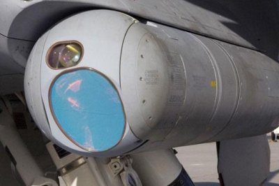 Raytheon to provide repairs for F/A-18 infrared targeting pods