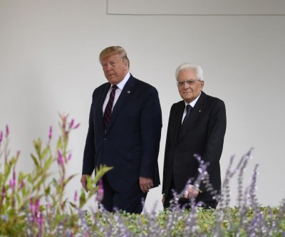 Watch live: Trump, Italian leader Sergio Mattarella speak to reporters