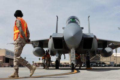 Advanced Electronics gets $17M for cyber protection for F-15SA for Saudi Arabia