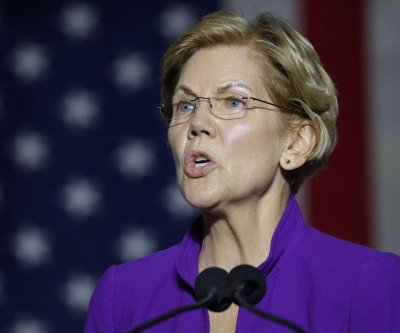 Elizabeth Warren unveils plan to fight infectious diseases