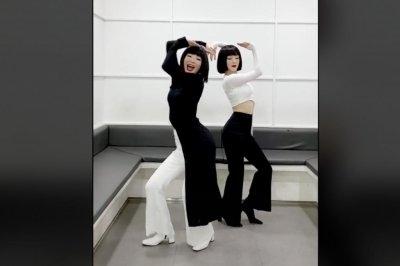Red Velvet's Irene, Seulgi dance to 'Naughty' in first TikTok videos