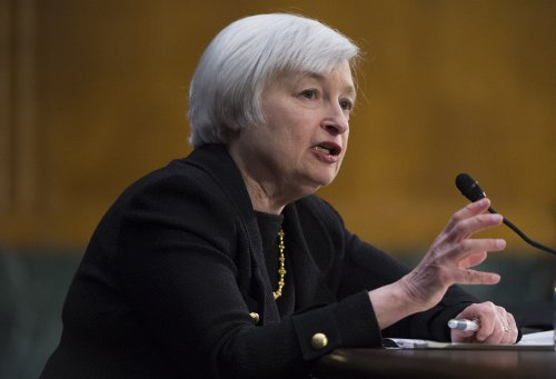 Senate advances Yellen nomination for Federal Reserve chair