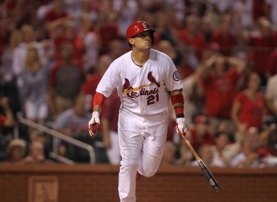Craig added to Cardinals' World Series roster