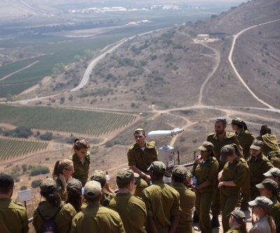 Israel upbeat on Golan oil potential