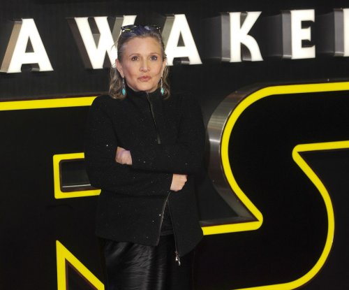 Carrie Fisher slams 'Star Wars' body shamers