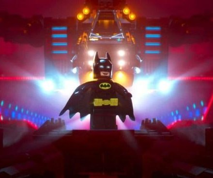 First images from 'Lego Batman Movie' released