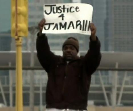 Decision in Minneapolis police shooting of Jamar Clark draws protests