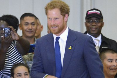 'DWTS' stars bolster Prince Harry's Invictus Games
